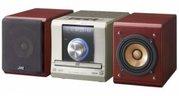 продам Музыкальный центр dvd cd mp3 радио - Jvc ex-d 11,  2000гр.