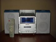 Продам музыкальный центр Samsung MM-B7,  б/у в хорошем