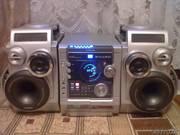 музыкальный центр samsung max-kj730