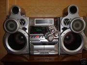 музыкальный центр JVC MX-GT91R