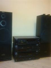 Продам центр SONY Hi Fi sound komp