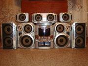 Panasonic Dvd stereo System SC-VK90D SC-VK80D SC-VK70D