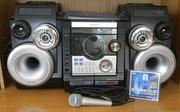 продам музыкальный центр с функцией караоке Samsung MAX-KT85
